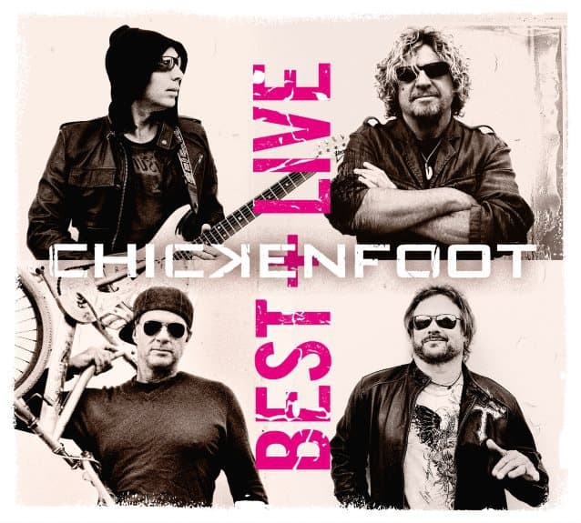 Chickenfoot Releases The Video 'Divine Termination'