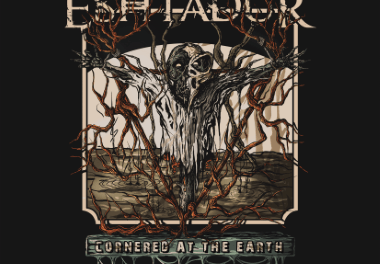 "Eshtadur post new single ""Cornered At The Earth"""
