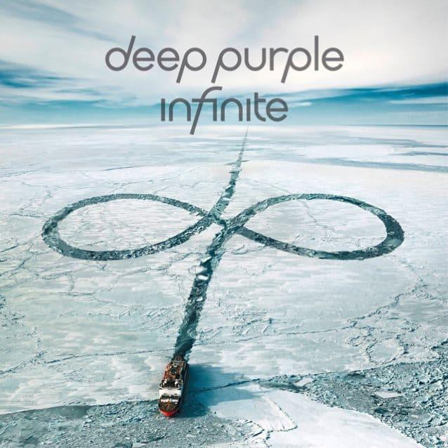 "Deep Purple Announces The Release ""InFinite"""
