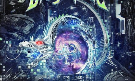 Dragonforce Announces The Release 'Reaching Into Infinity'