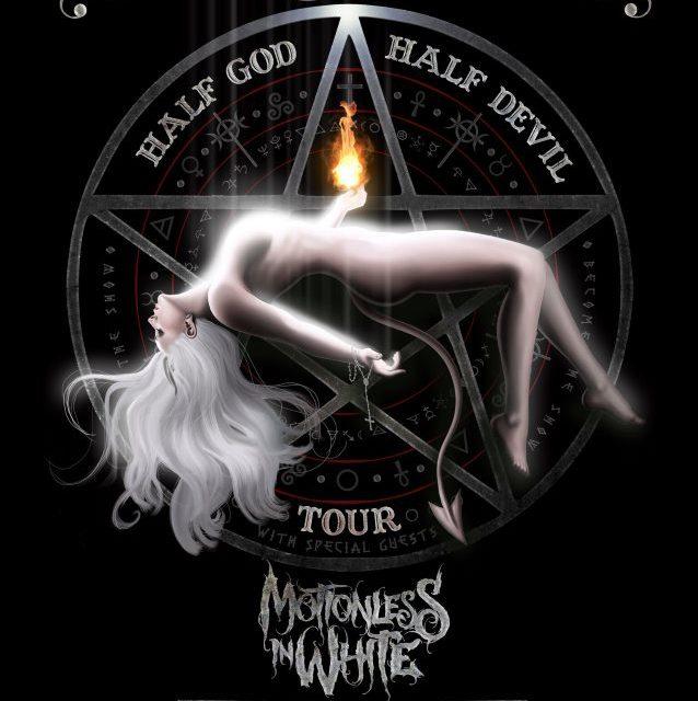 In This Moment Announces 'Half God Half Devil' Tour