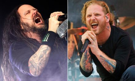 Korn And Stone Sour Join Together For Summer Tour