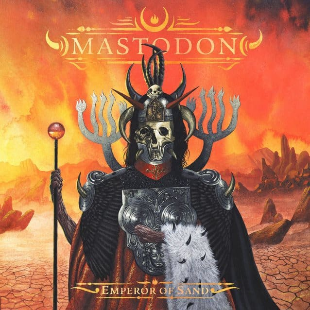 Mastodon Releases The Song 'Show Yourself'