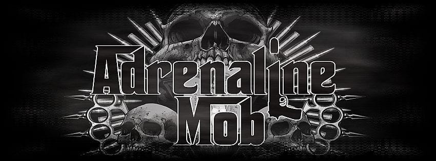 Adrenaline Mob Announces The Addition Jordan Cannata