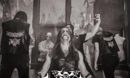 Crypt Rot Announces The Release 'Embryonic Devils'