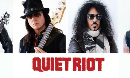 Quiet Riot Announces New Vocalist James Durbin