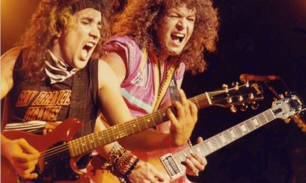 Guitarist Joey Alves Passes Away