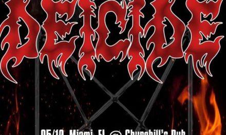 Deicide Announces U.S. Tour Dates