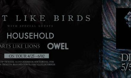 A Lot Like Birds Announces U.S. Tour Dates