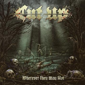 """Cut Up post title track """"Wherever They May Rot"""""""