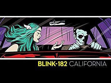 "Blink 182 release lyric video ""Misery"""