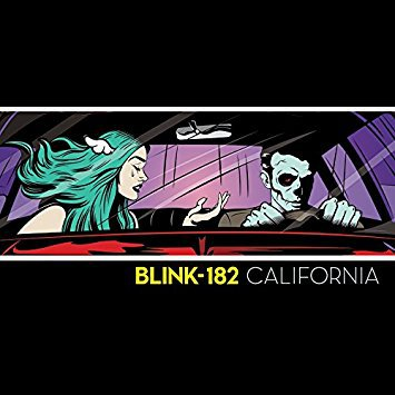 "Blink 182 release lyric video ""Misery"""
