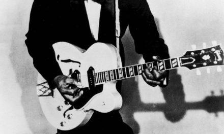 Chuck Berry Passes Away
