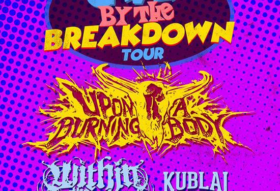 Upon A Burning Body Announces U.S. Tour Dates