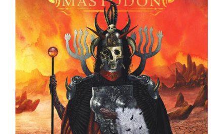 "Mastodon release new track ""Andromeda"""