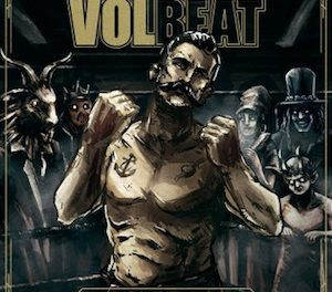 "Volbeat release lyric video ""Black Rose"""
