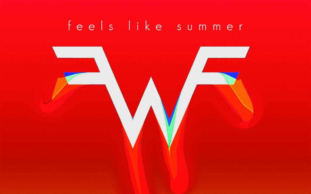 "Weezer release video ""Feels Like Summer"""