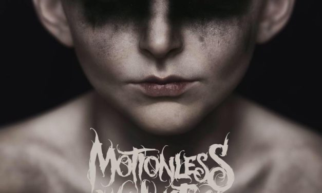 "Motionless In White post track ""Necessary Evil"""
