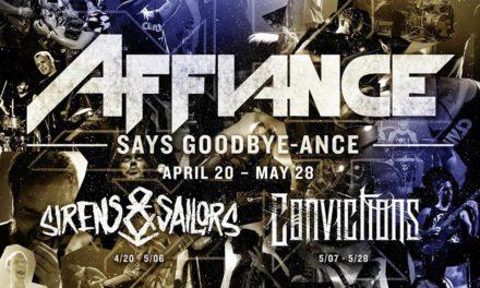 Affiance Announces Farewell Tour Dates