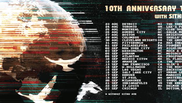 Haken Announces 10th-Anniversary North American Tour Dates