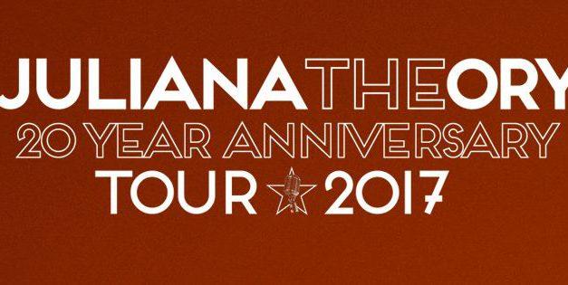 Juliana Theory Announces Reunion Tour Dates