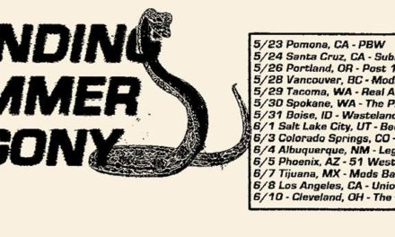 Homewrecker Announces Tour Dates