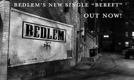 "Bedlem release lyric video ""Bereft"""