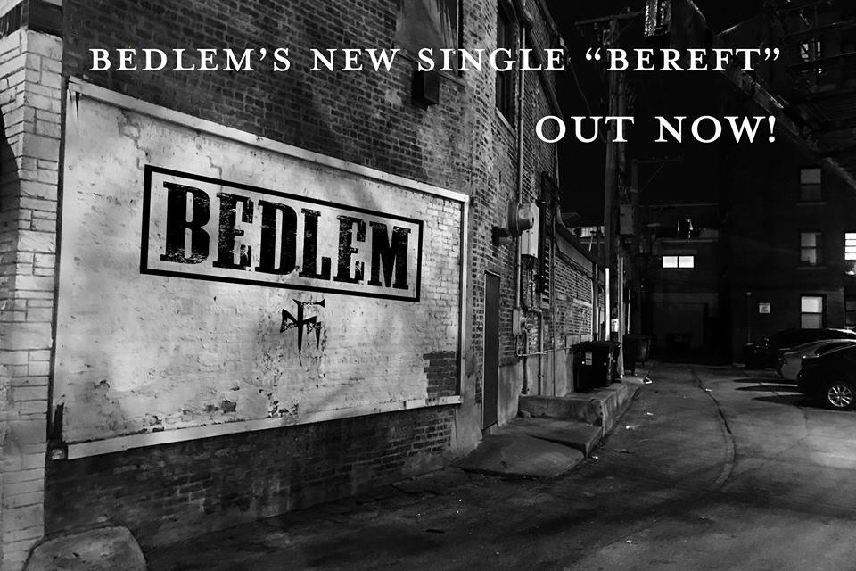"""Bedlem release lyric video """"Bereft"""""""