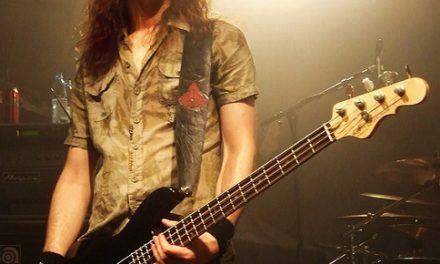 Amorphis Bassist Quits