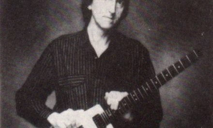 Allan Holdsworth Passes Away