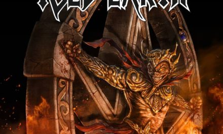 Iced Earth Announces The Release 'Incorruptible'