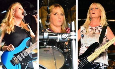 Rock Goddess Announces The Release 'It's More Than Rock And Roll'