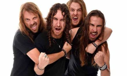 Airbourne Parts Ways With David Roads