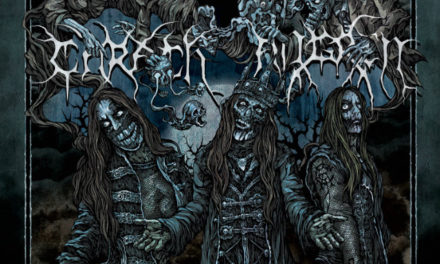 "Carach Angren post track ""Charlie"""