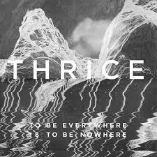 "Thrice releases video ""Hurricane"""