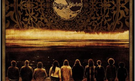 The Magpie Salute Announces The Release Of Their Self-Titled Album
