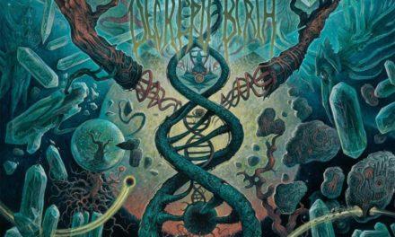 "Decrepit Birth post track ""Epigenetic Triplicity"""