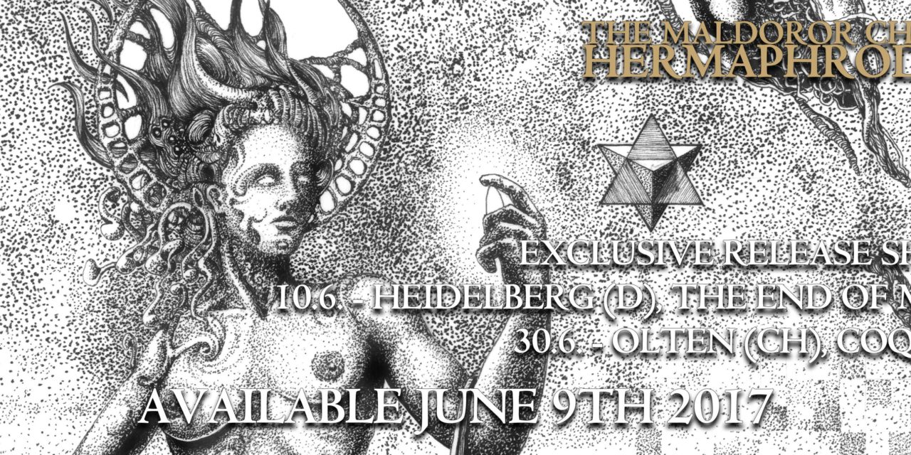 Schammasch Announces The Release 'The Maldoror Chants: Hermaphrodite'