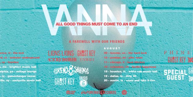 Vanna Announces Farewell Tour Dates