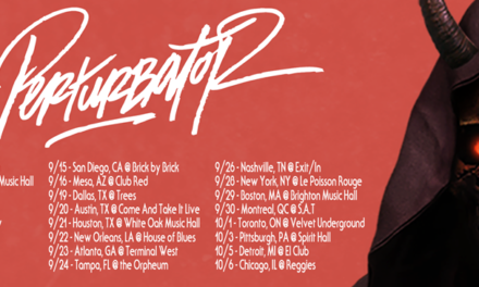 Perturbator Announces North American Tour Dates