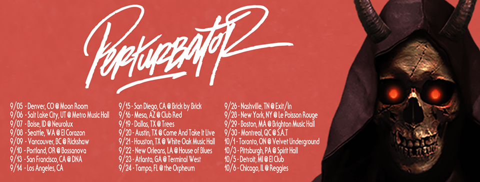 Perturbator Announces North American Tour Dates