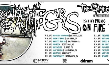 Arsonists Get All The Girls Announces U.S. Tour Dates