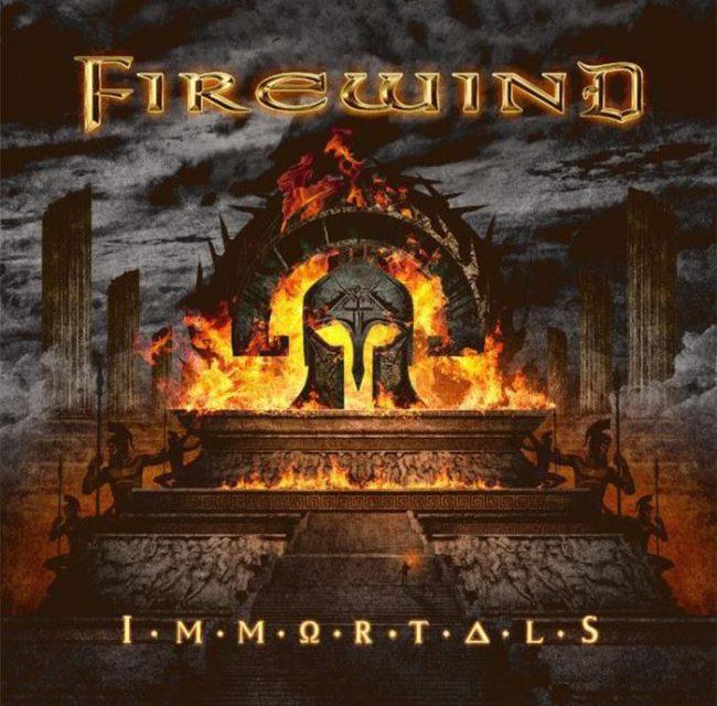 """Firewind – """"Immortals"""""""