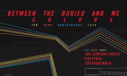 Between The Buried And Me Announces U.S. Tour Dates