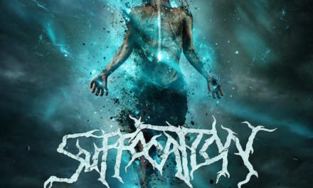 "Suffocation prelease lyric video""Return To The Abyss"""