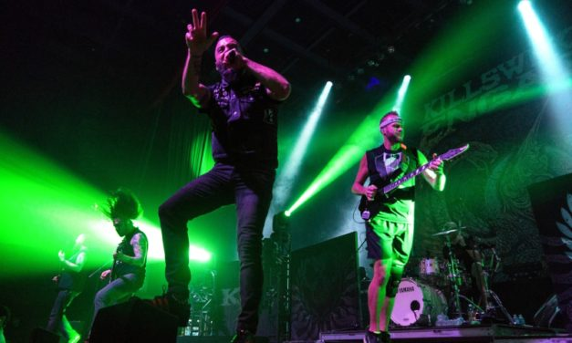 Killthrax Tour Review featuring Anthrax, Killswitch Engage, The Devil Wears Prada