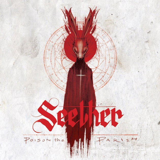 "Seether released a video for the acoustic version of ""Against the Wall"""