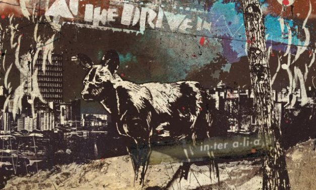 """At The Drive-In post track """"Pendulum In A Peasant Dress"""""""