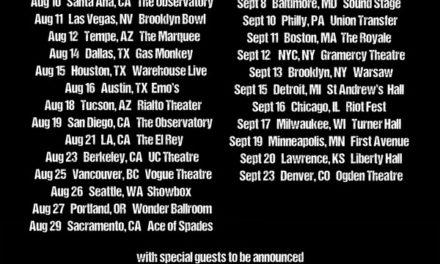 Dead Cross Announced North American Tour Dates
