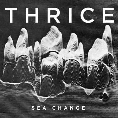 "Thrice post track ""Sea Change"""